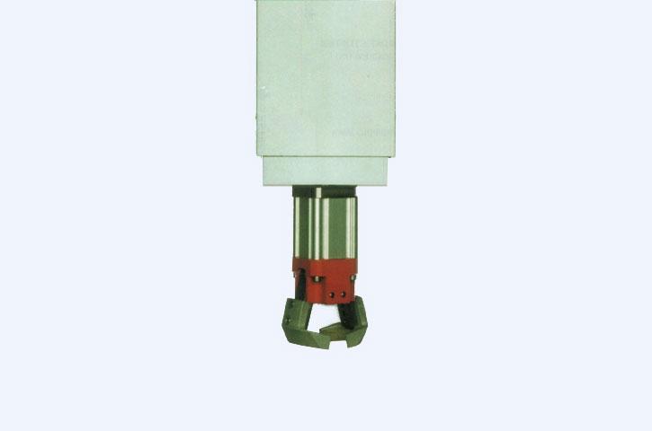 キャッパーユニットCC720はスクリューキャップ用キャッパーヘッドユニットです